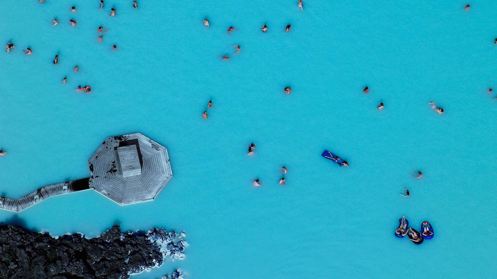 Blue Lagoon Spa Reykjanes Peninsula Travel Guide