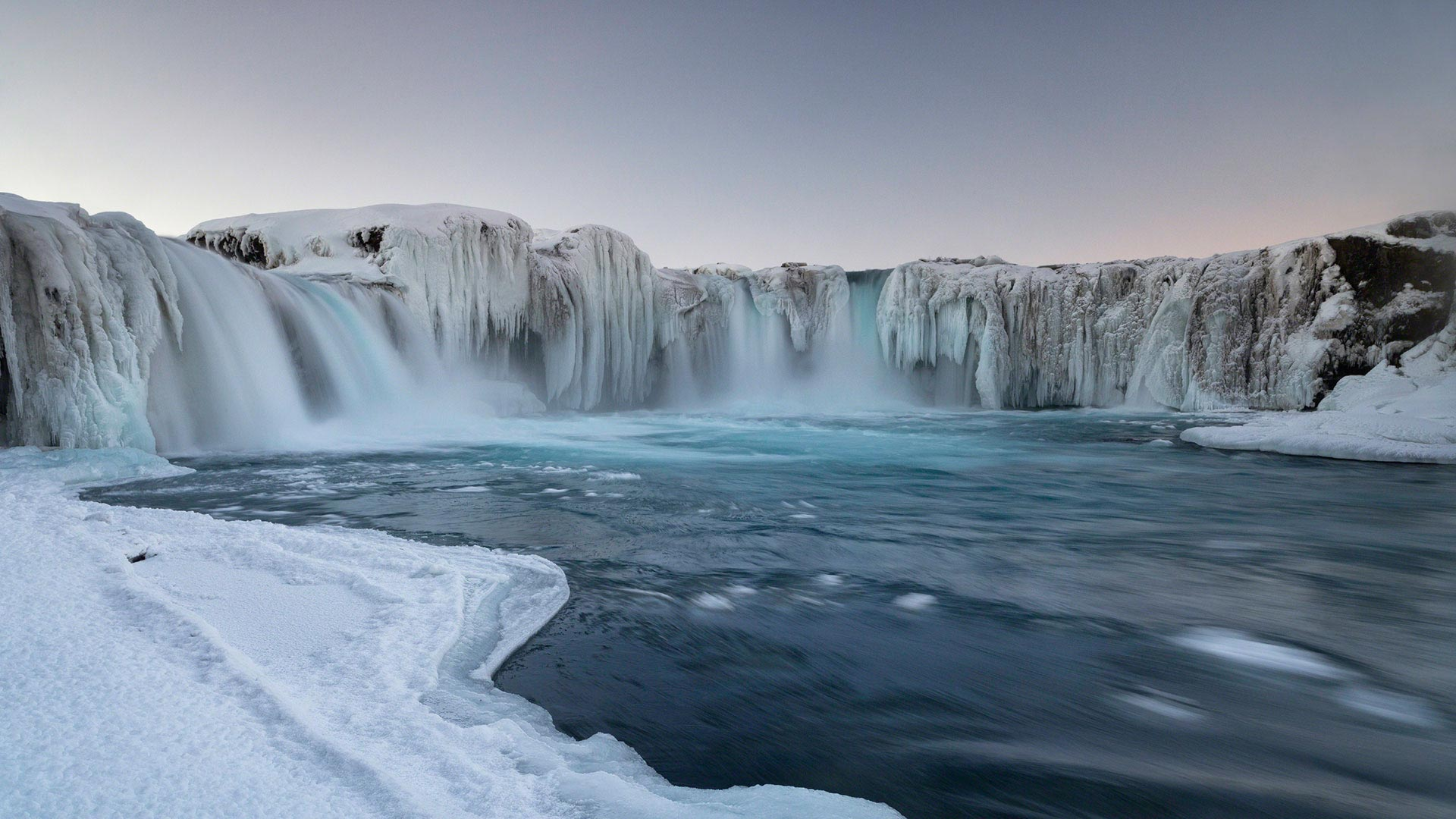 wallpaper godafoss iceland free - photo #21