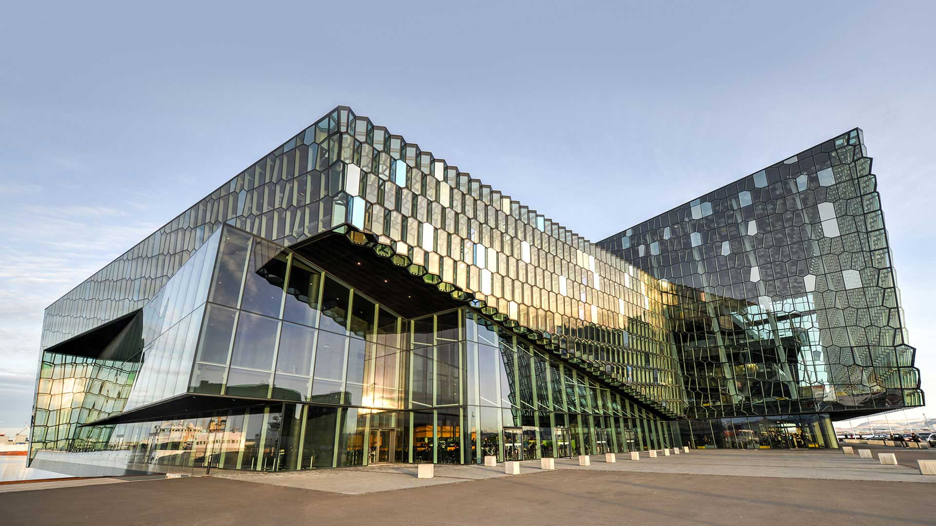 Image result for harpa concert hall and conference centre
