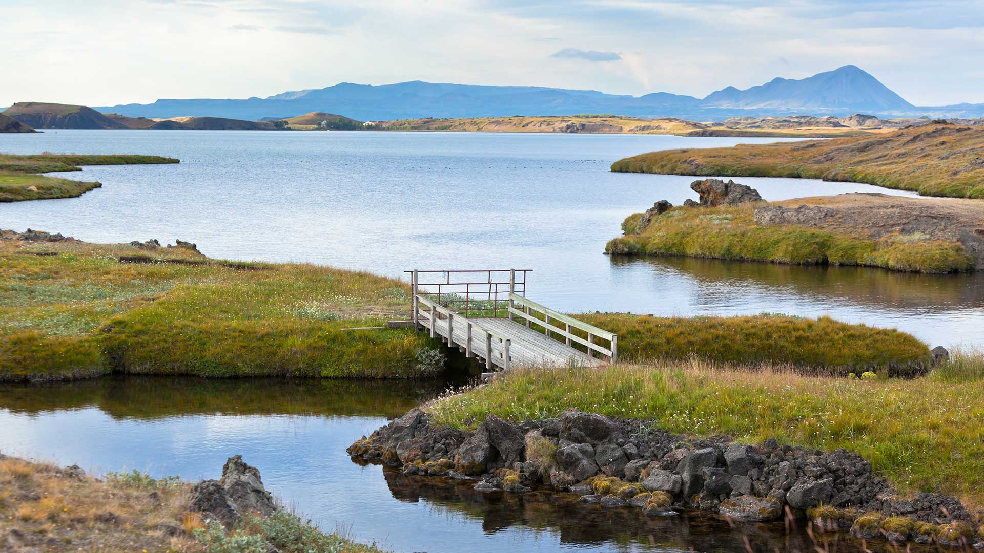 Lake m vatn north iceland travel guide nordic visitor for Summer lake