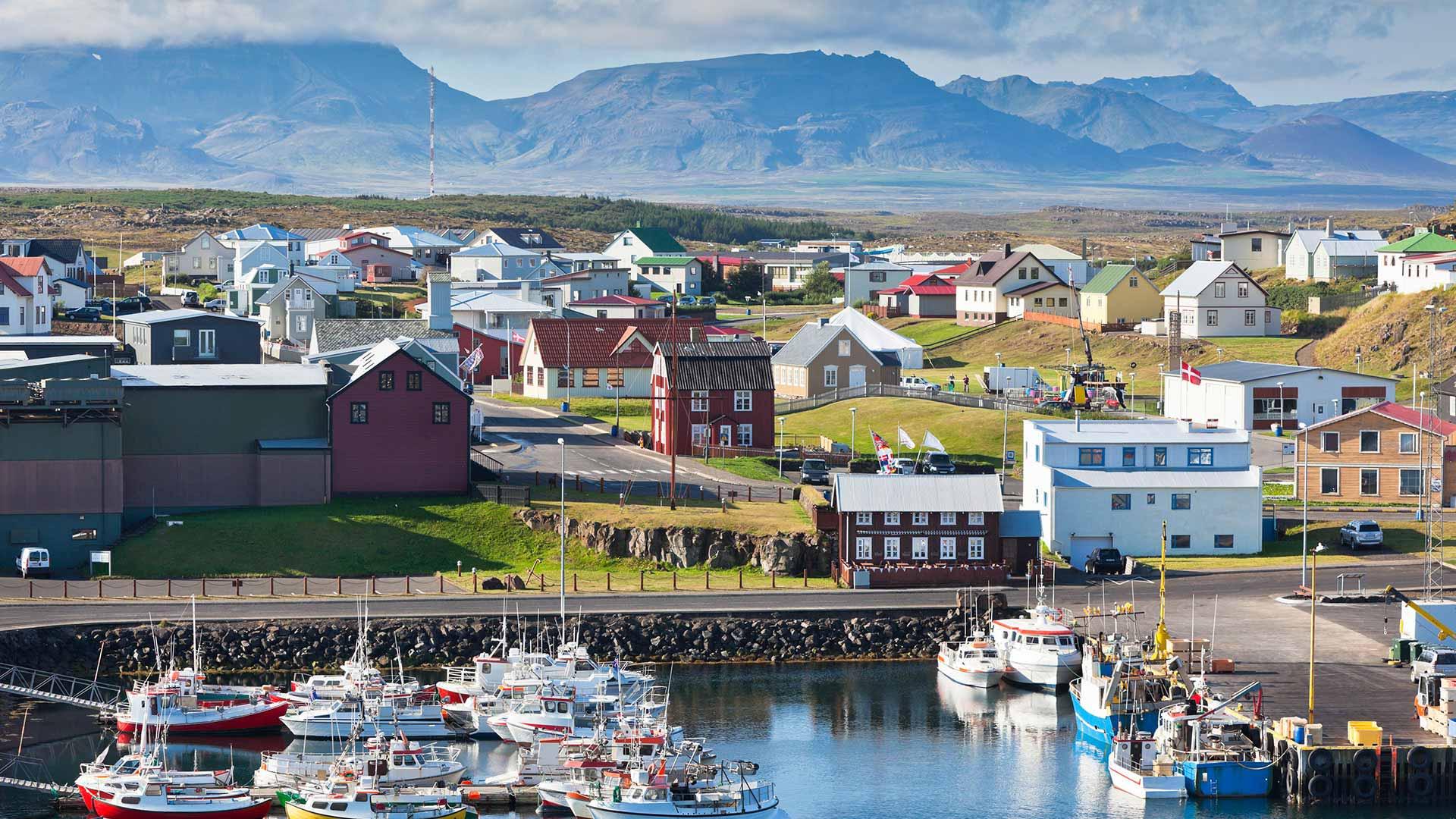 Reykjavik City Day Tour