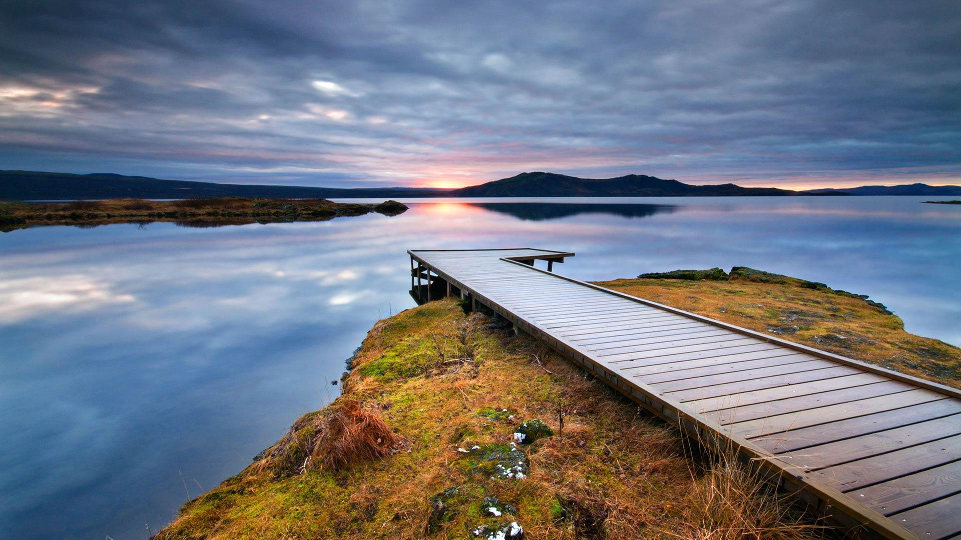 Þingvellir National Park on