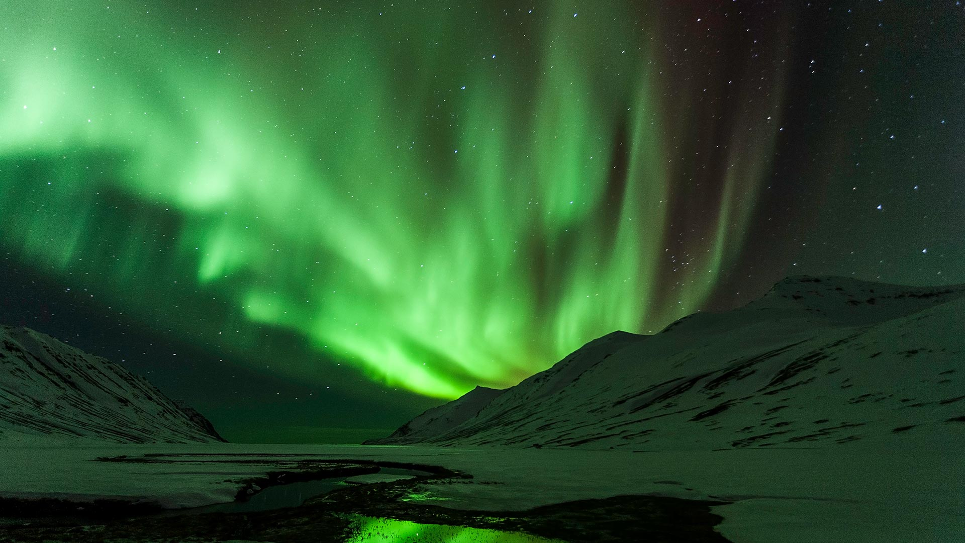 Northern Lights In The Beautiful East Iceland | 7 Days / 6 Nights | Multi  Day Tours | Northern Lights